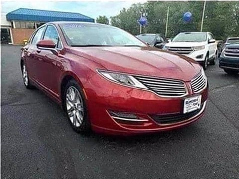Used Lincoln Mkz Selinsgrove Pa
